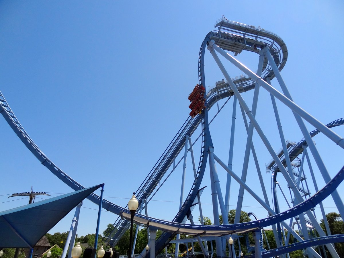 Busch gardens williamsburg coasters reviewed coaster101 - Roller coasters at busch gardens ...