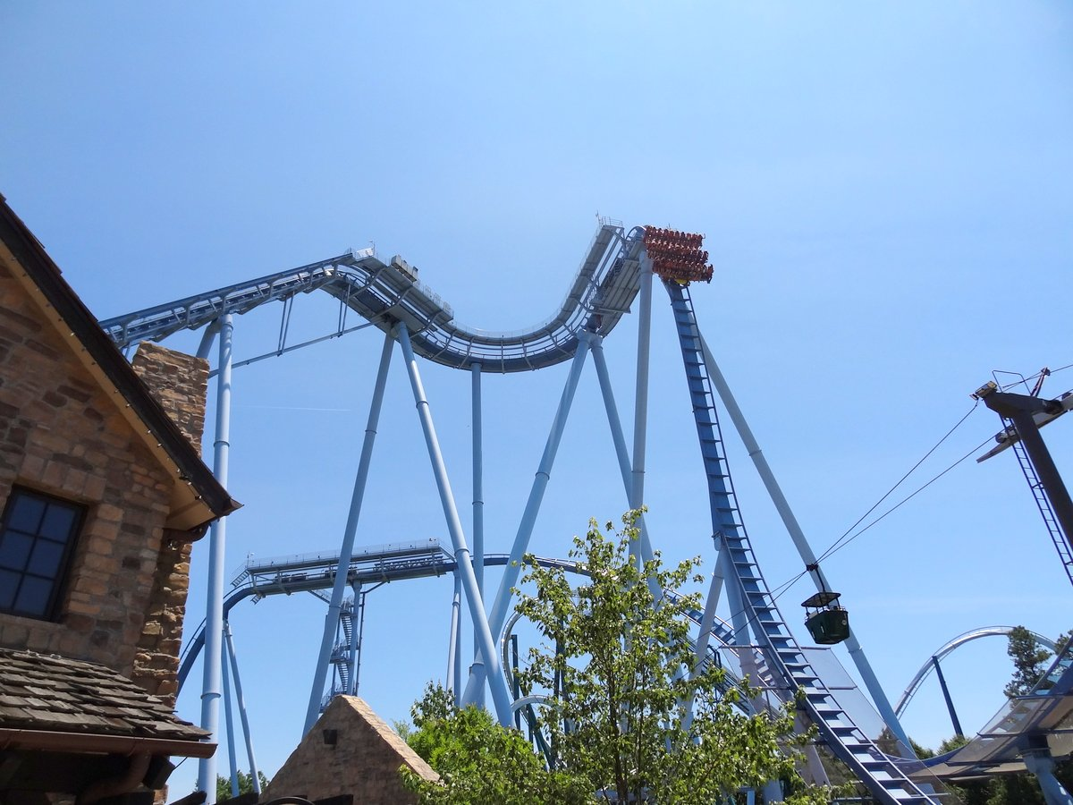 Busch Gardens Williamsburg Coasters Reviewed Coaster101