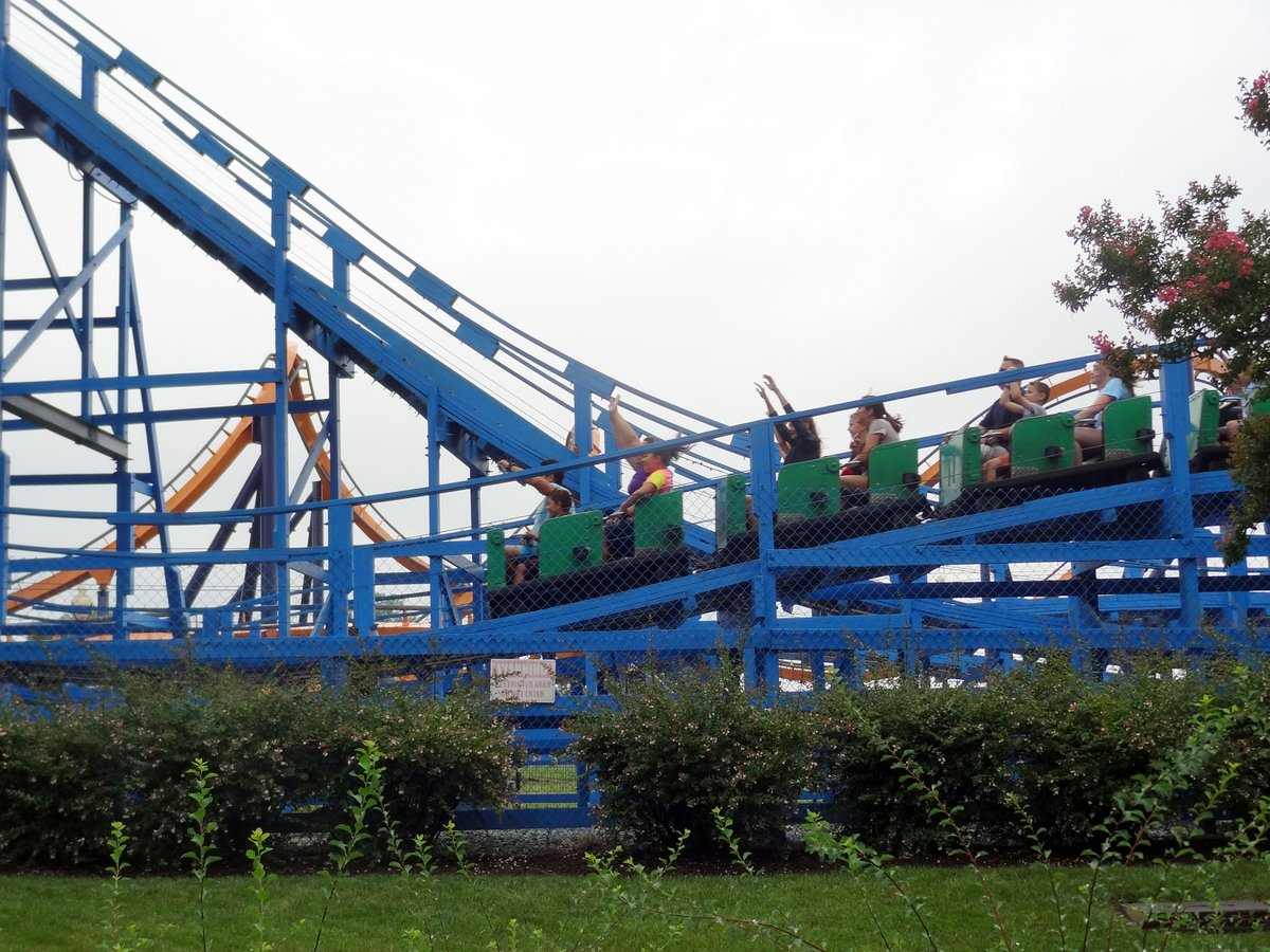 kings dominion coasters reviewed part 1 coaster101
