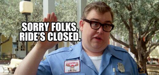 ride-closed