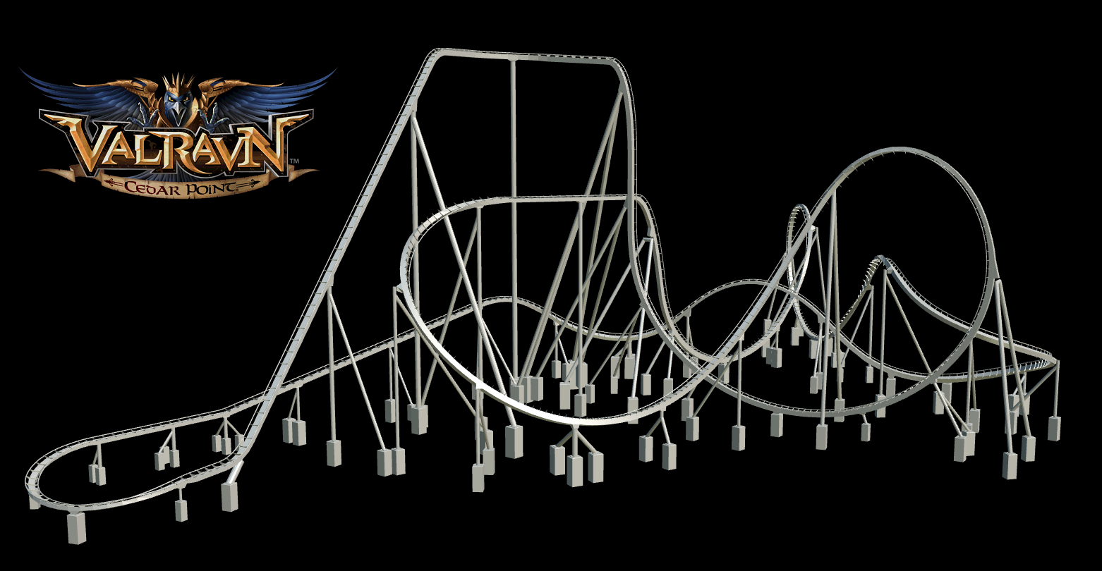 Cedar Point 2016 Dive Coaster Leaked Coaster101
