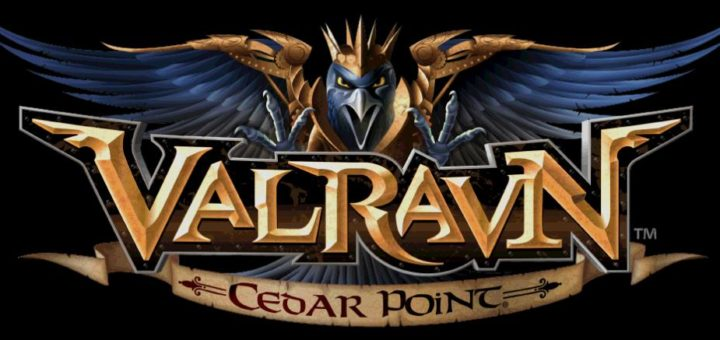 valravn logo cedar point