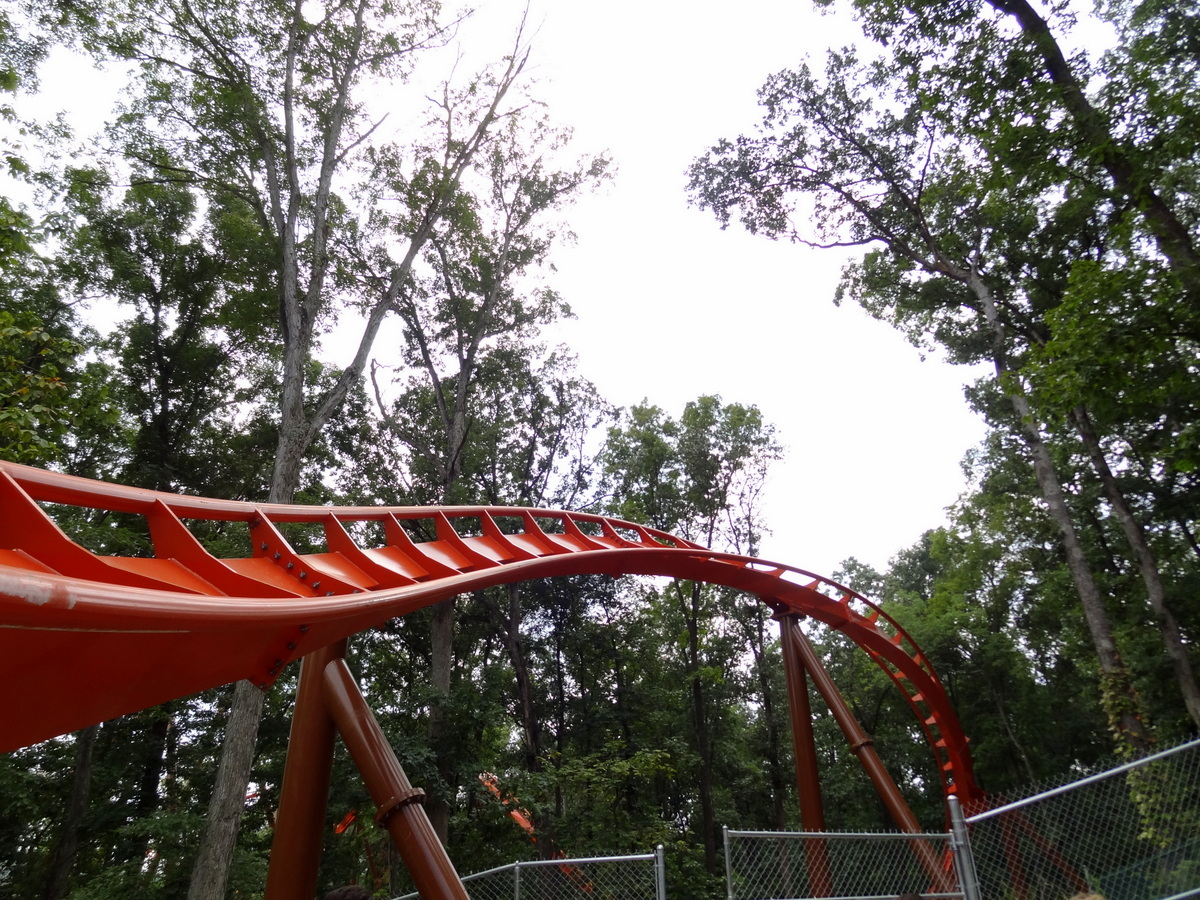 our thoughts on thunderbird at holiday world coaster101