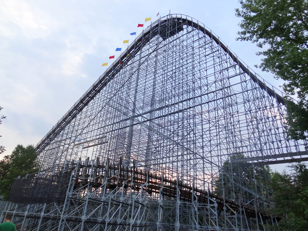 Our Thoughts on Voyage at Holiday World - Coaster101
