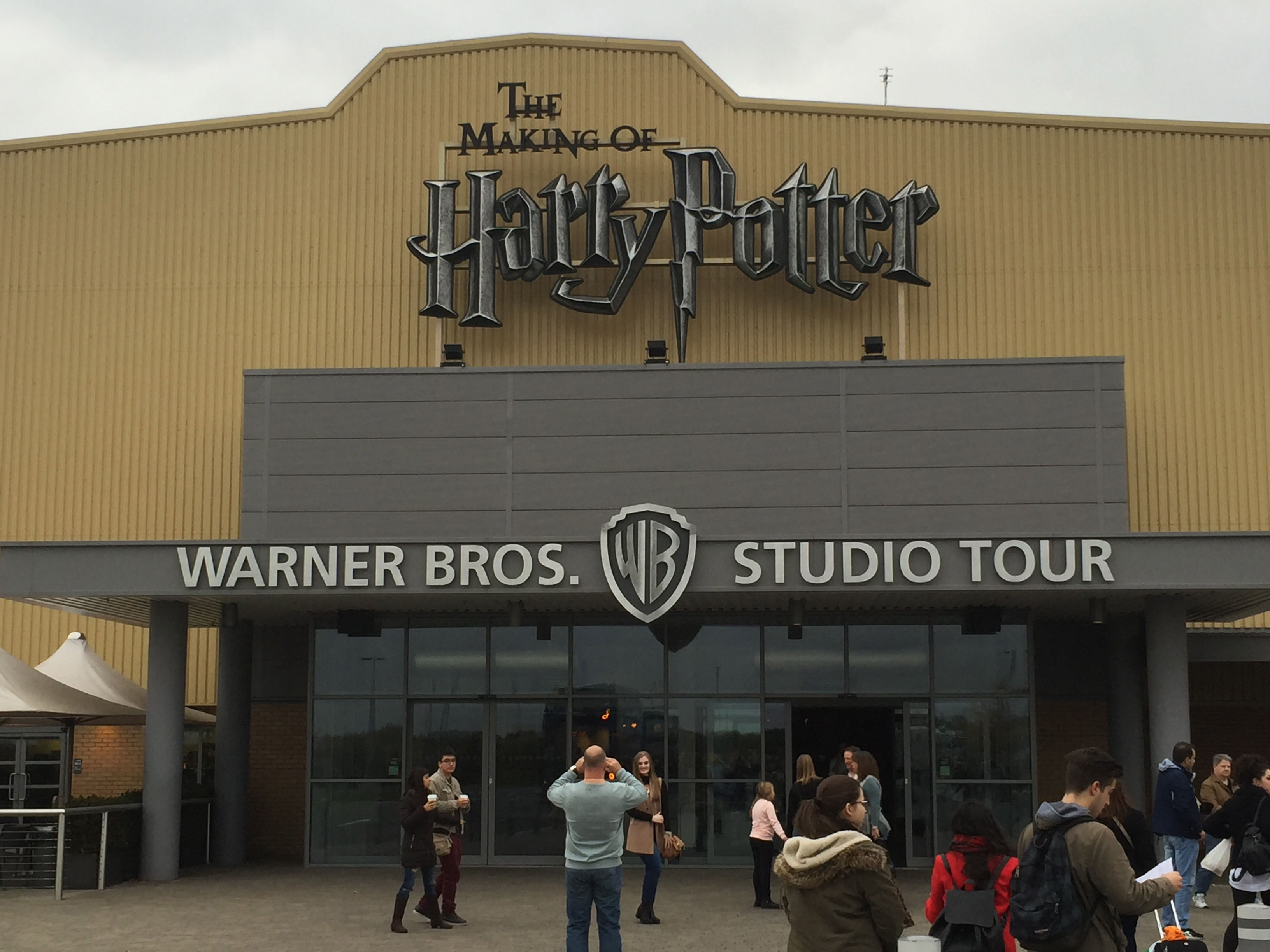 Inside Warner Brothers Studio