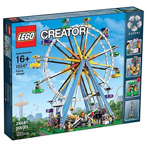 lego ferris wheel gift idea