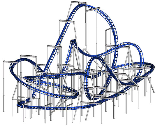 Coasters 101 What Software Do Roller Coaster Engineers