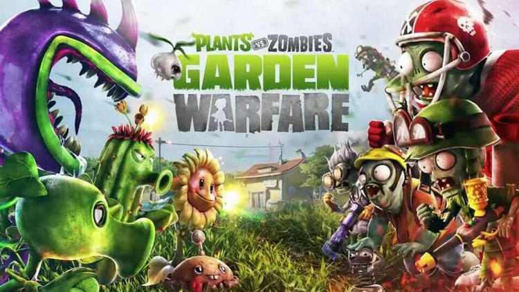 Plants vs Zombies is one of two new video game themed rides opening Cedar Fair Parks this week.