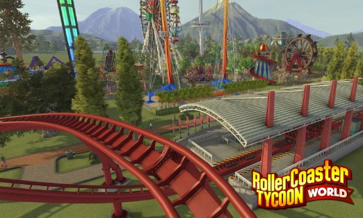 RollerCoaster Tycoon World Early Access Released - Coaster101
