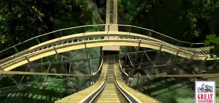 InvadR POV Busch Gardens Williamsburg