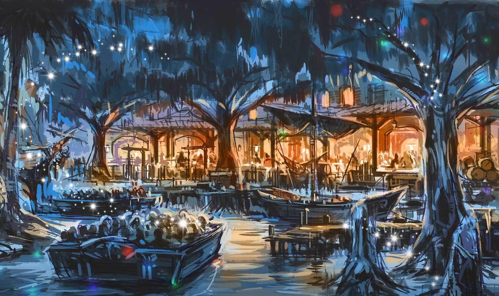 Dragon Light Restaurant Menu