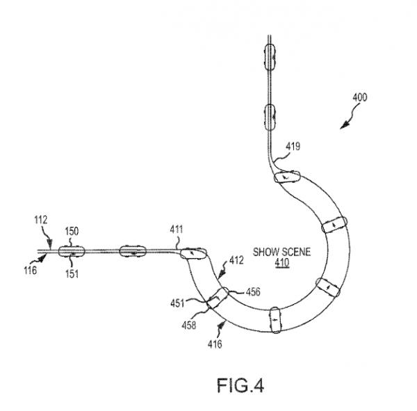 disney patents