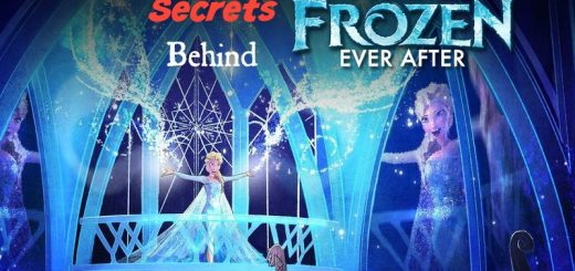 secrets behind frozen ever after coaster101