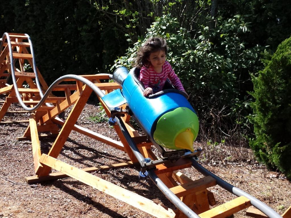 designing a safe backyard roller coaster with paul gregg coaster101