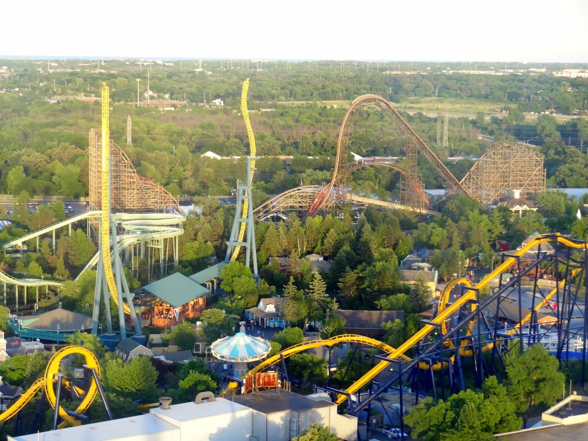 Trip Report: Six Flags Great America July 2016