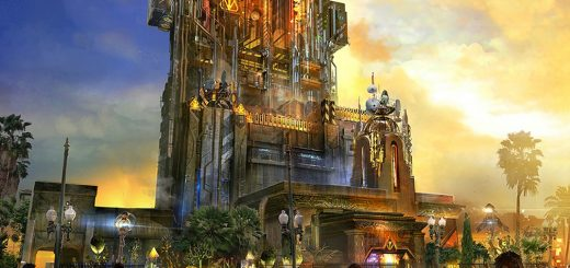 Guardians of the Galaxy coming to California Adventure in 2017