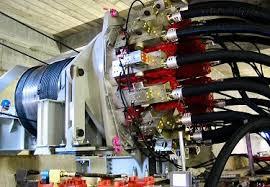 hydraulic launch system