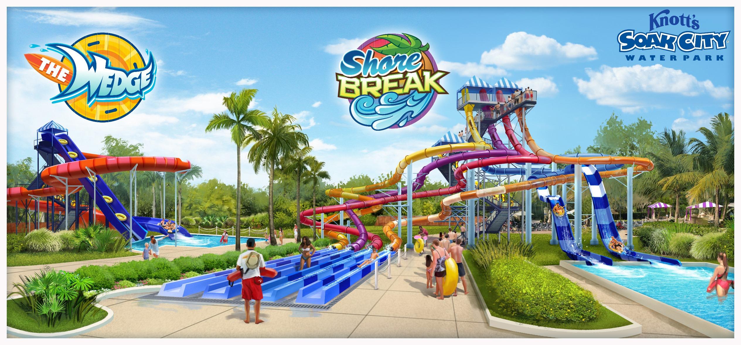 Knott S Berry Farm Announces Details Of 2017 Soak City Expansion Coaster101