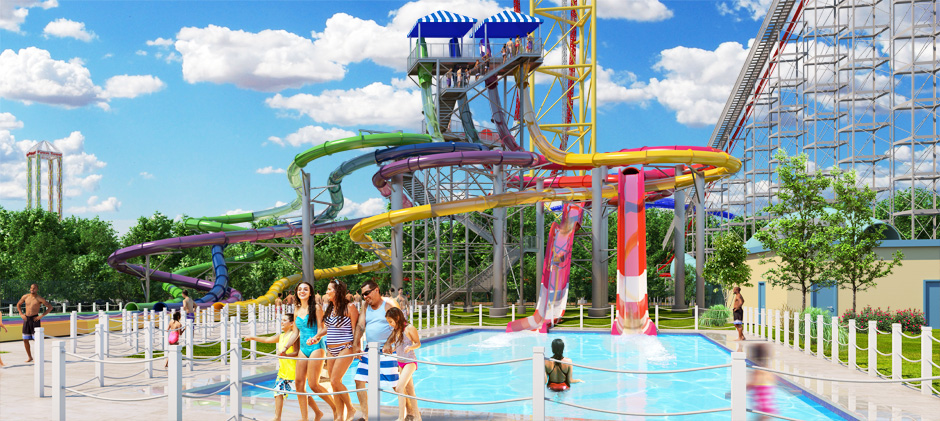 Cedar Point S Soak City Waterpark To Become Cedar Point
