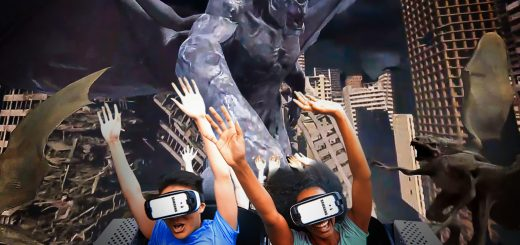 Rage of the Gargoyles is the biggest new thing coming to Six Flags Discovery Kingdom for Halloween, although hopefully it becomes a permanent fixture! (courtesy Six Flags)