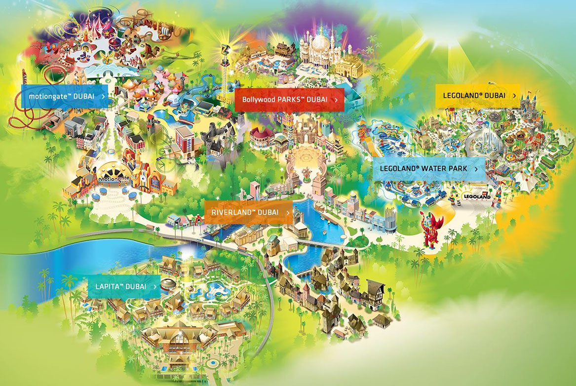 Everything You Need To Know About Dubai Parks And Resorts