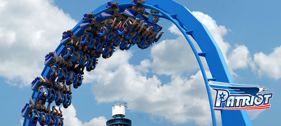 Vortex going floorless at California's Great America might have been the most unexpected announcement.