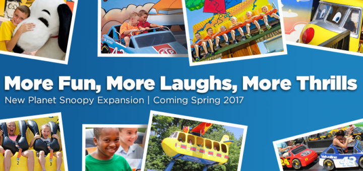 I guess the Planet Snoopy announcement