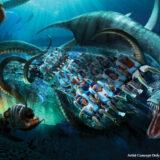 Concept art of Kraken's new VR makeover