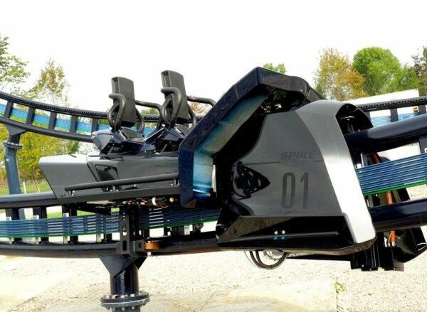 The Spike vehicle.