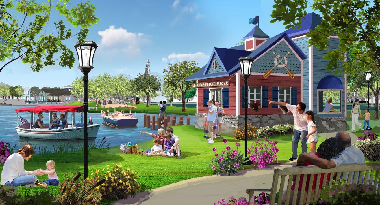 Theme Park Under Construction In Coastal Alabama Coaster101