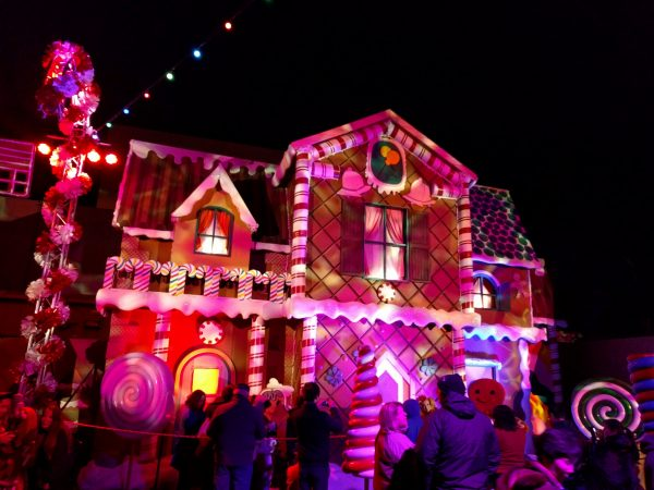 winterfest decoration and activities something interesting that great america