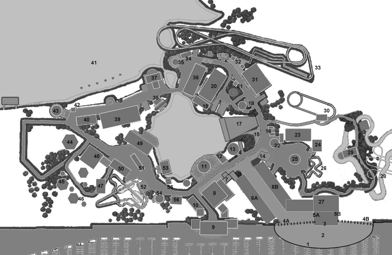 Jazzland site plan