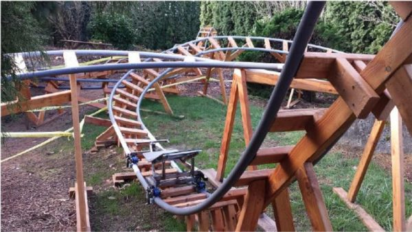 design a safe backyard roller coaster with paul gregg part 2