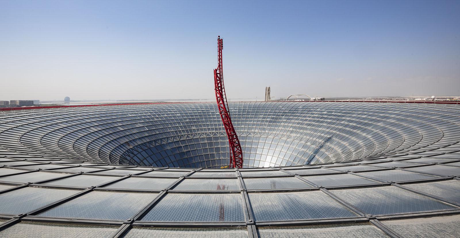 Two New Coasters Opening at Ferrari World Abu Dhabi in 2017