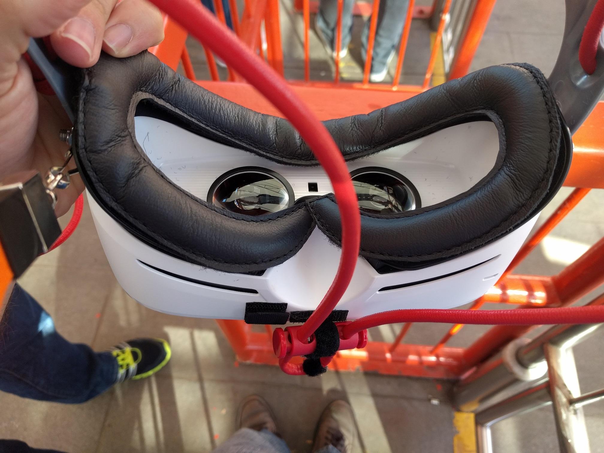 Kong VR Headset