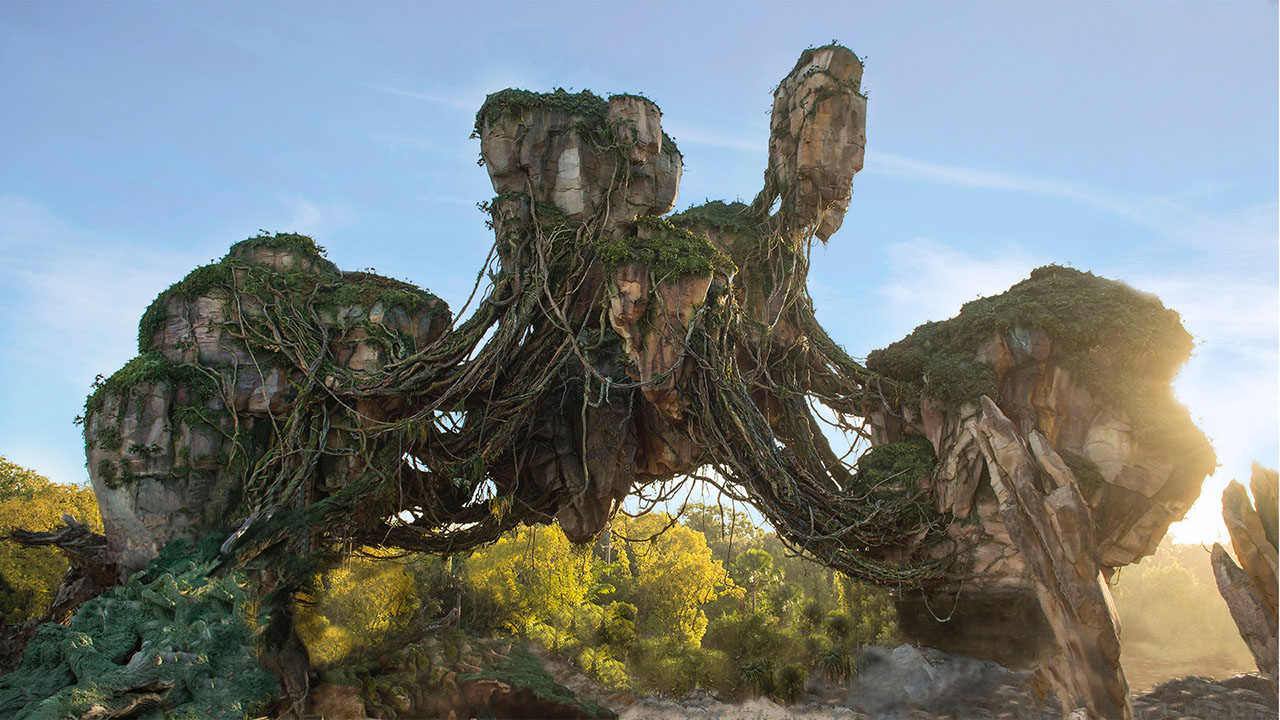 Pandora - World of Avatar at Walt Disney World's Animal Kingdom will open May 27, 2017