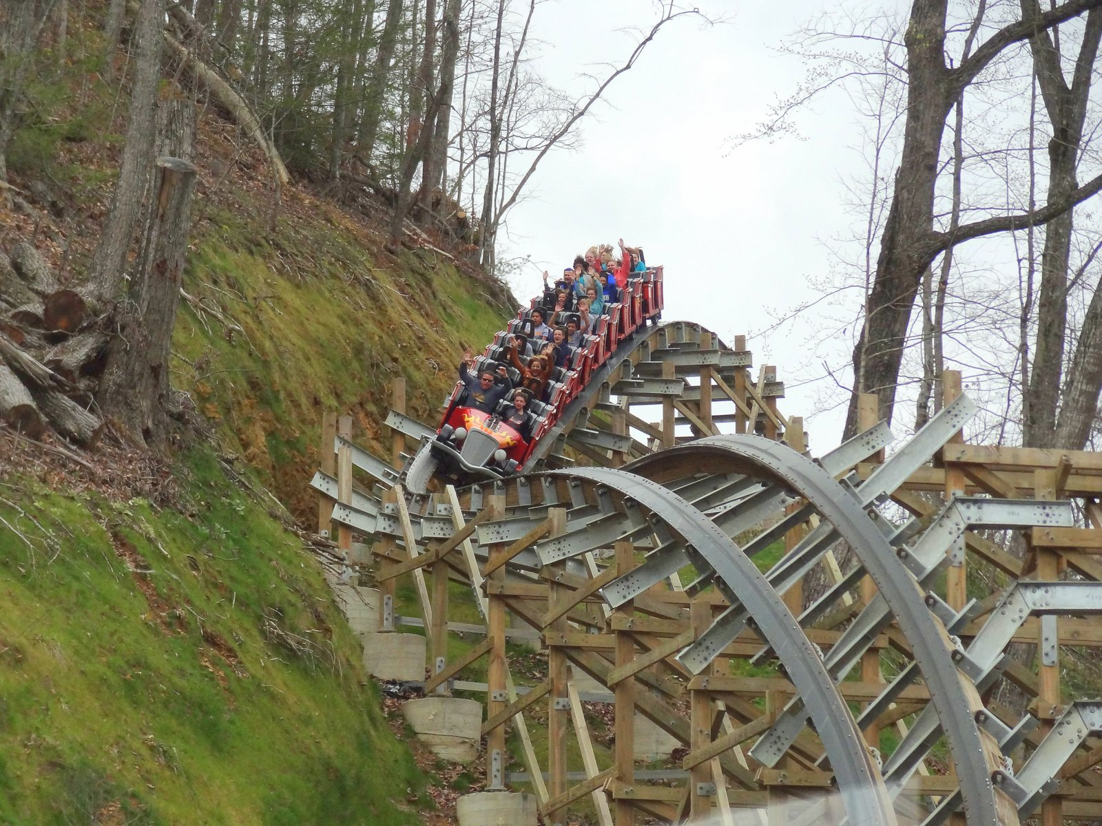 Whats New At Dollywood In 2017 Coaster101