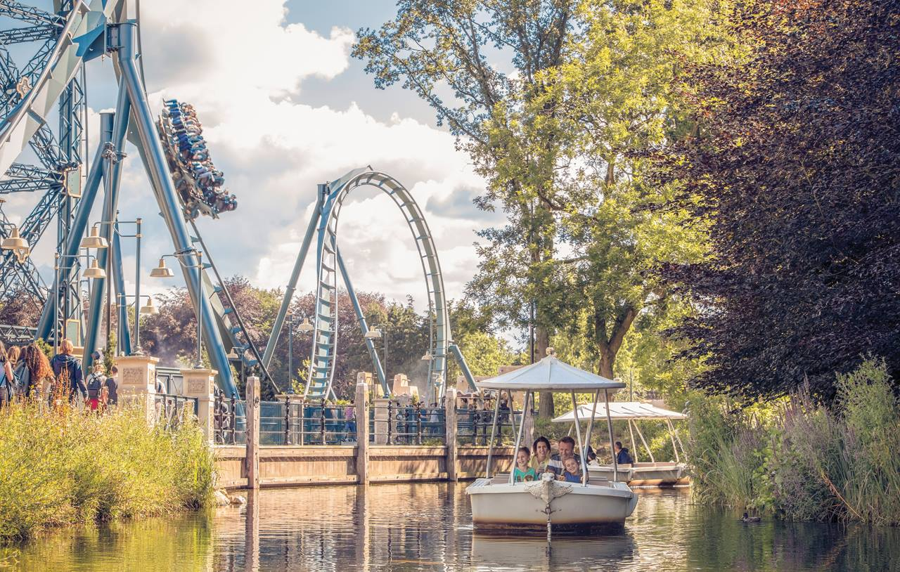 Efteling Readying Massive Symbolica Dark Ride - Coaster101