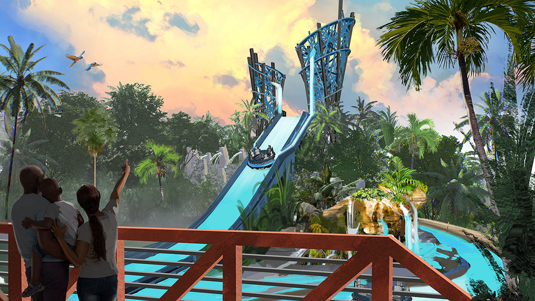 SeaWorld Orlando Planning Infinity Falls Rapids Ride for 2018 ...