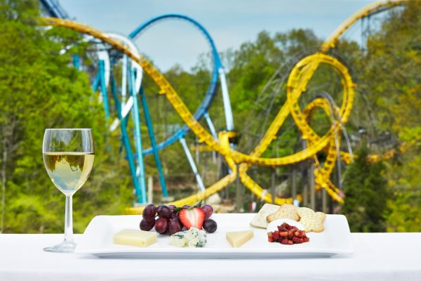 Busch Gardens Williamsburg 39 S Food Wine Festival Begins May 26 Coaster101