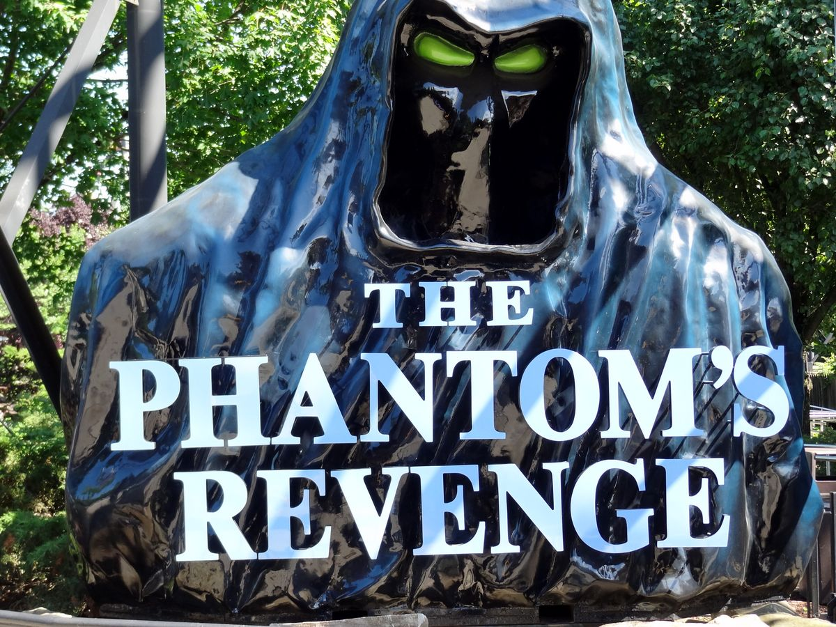 Phantom's Revenge, Kennywood Roller Coasters Ranked
