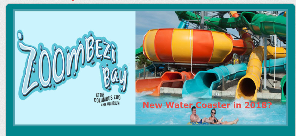 Zoombezi Bay Future Attraction Survey And New Exhibit