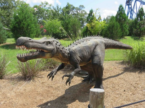 Why Dinosaurs Alive Is Carowinds Most Underrated Attraction Coaster101