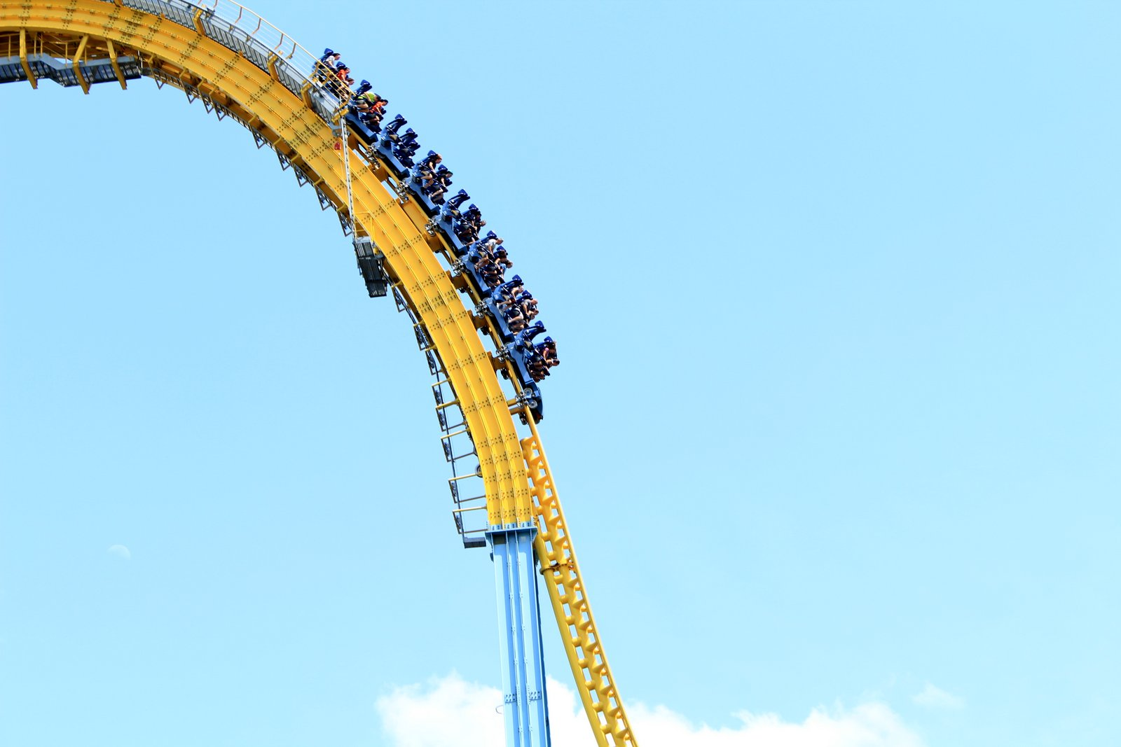 A Ranking Of Hersheypark S Roller Coasters From A First