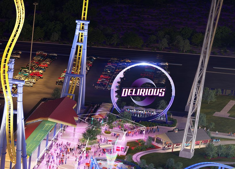 Nordic Chaser: Worlds Of Fun And Valleyfair Adding Flat Rides In 2018