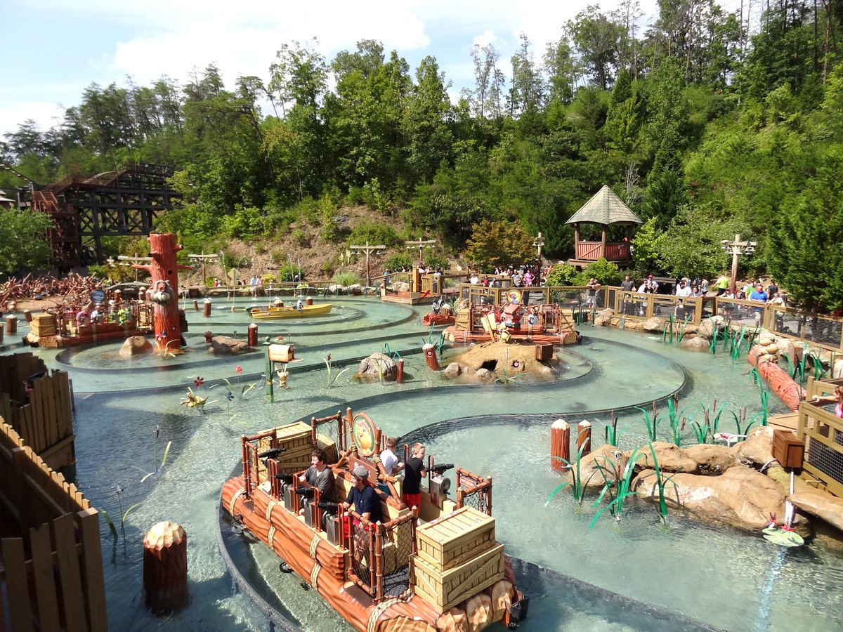one last river battle at dollywood coaster101