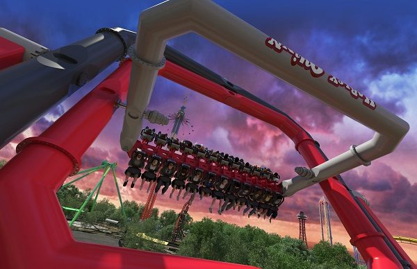 Six Flags Over Texas & Six Flags Great Adventure Adding