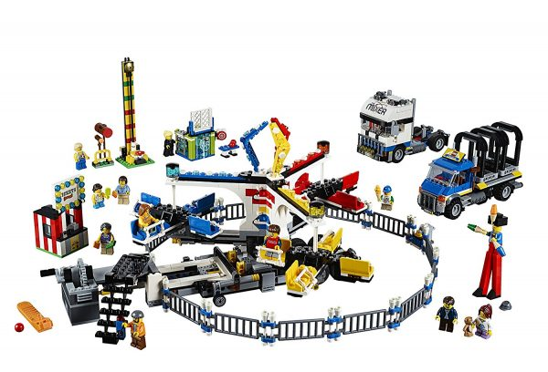 10 Best LEGO Sets for Amusement Park Fans - Coaster101