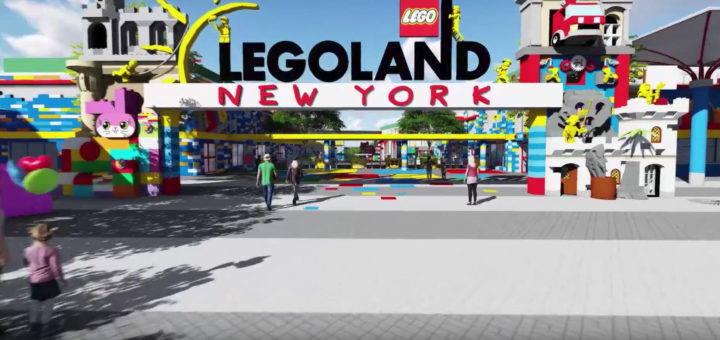 legoland new york opening date