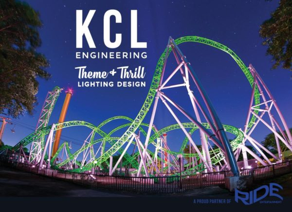 What It Takes To Light A Roller Coaster With Andy Versluys Of Kcl Engineering Coaster101